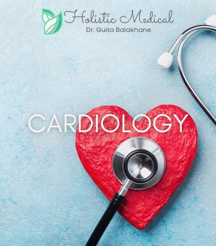 holistic cardiology Vernon
