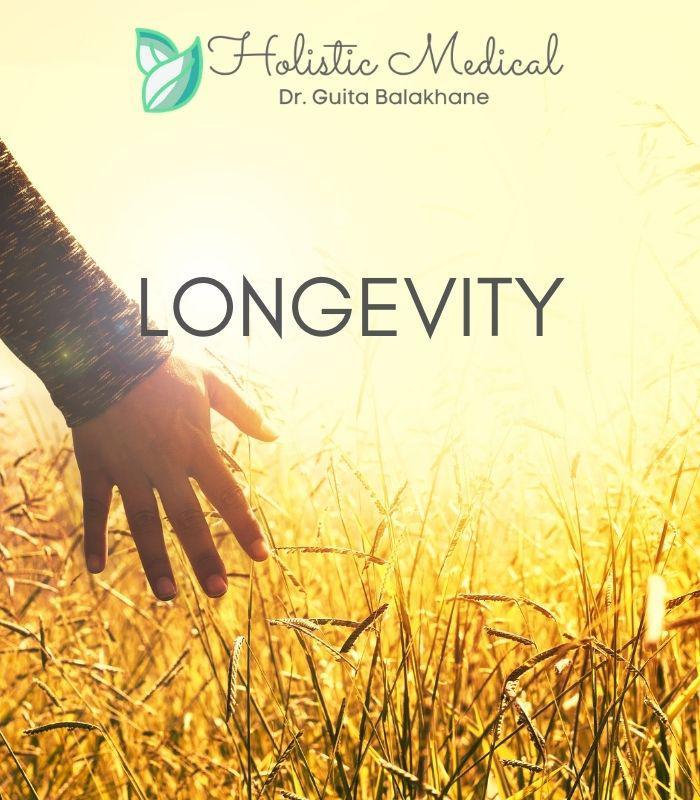 longevity through Glendale holistic health