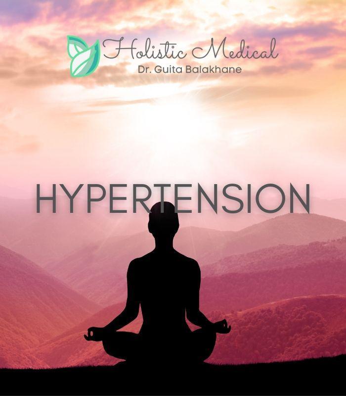 holistic healing for hypertension Commerce