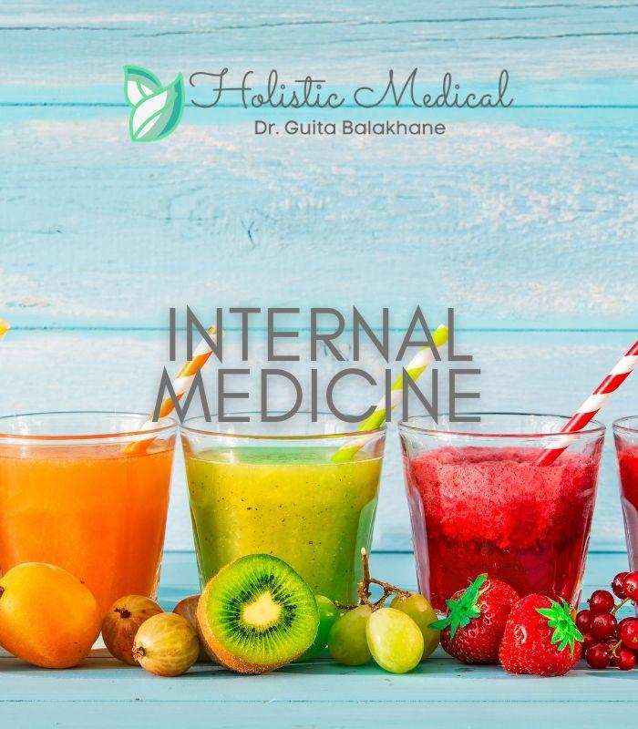 holistic internal medicine
