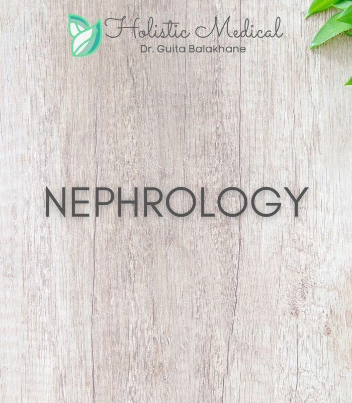 holistic nephrologist Los Angeles