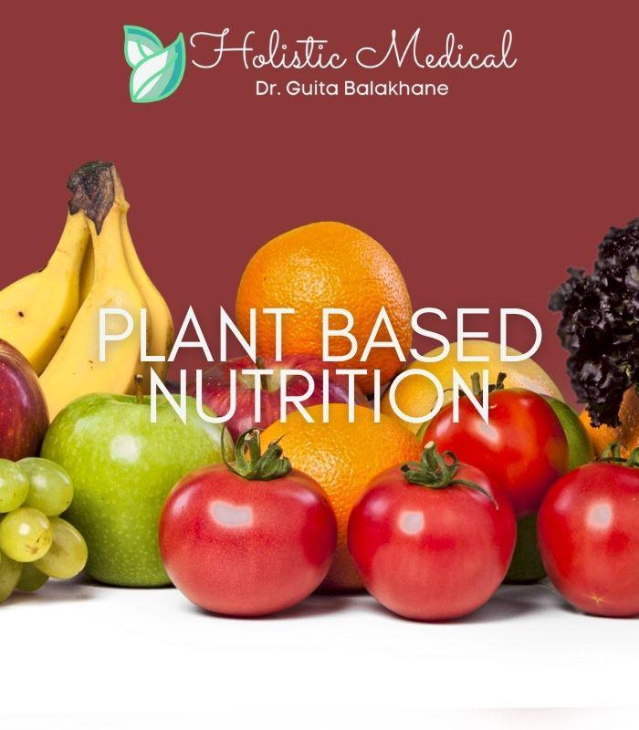 Plant based diet Bradbury