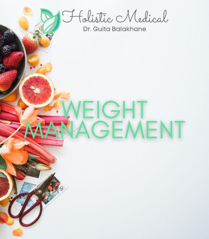 holistic approach to weigh loss Compton
